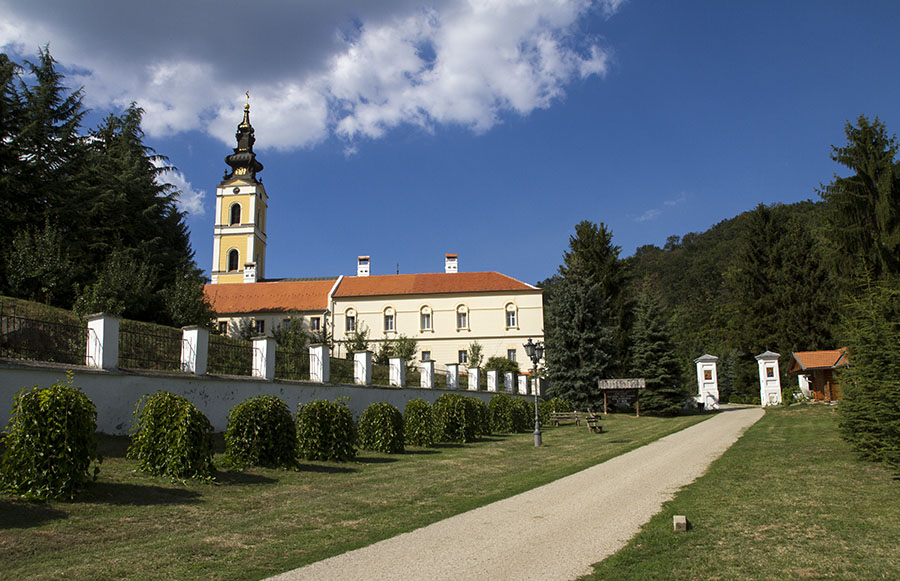Манастир Гргтег