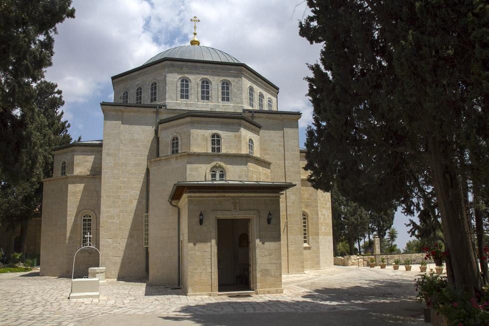 Католиконът на Елеонския манастир Св. Възнесение