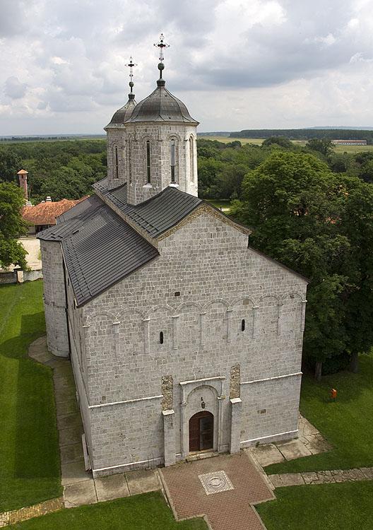 Ковилският манастир