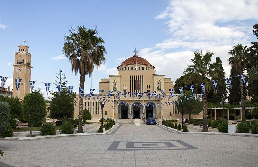 Катедралният храм Св. ап. Павел в Коринт