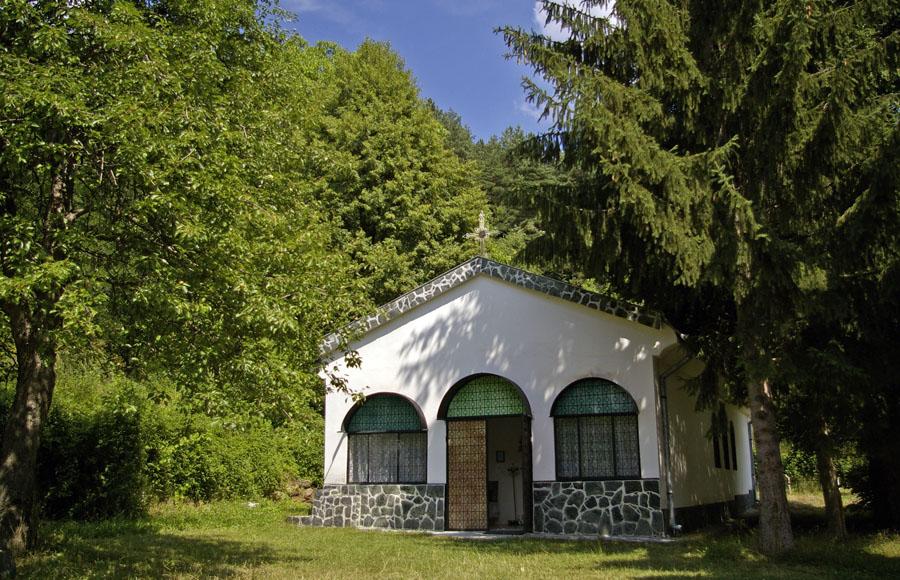 Църквата Св. Стефан, от едноименния Сапаревобански манастир